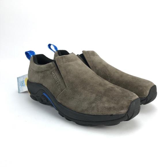 f9e5544cf6 Merrell Shoes | Mens Jungle Moc Ice Gunsmoke Sz 14 | Poshmark